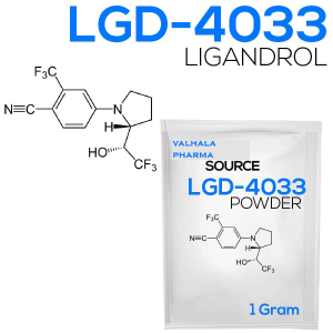 SARMs Powder LGD-4033 Powder